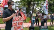 Progressives rage against the brutal murder of Randal Echanis