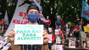 Movement launched in search for justice for slain Bacolod activist