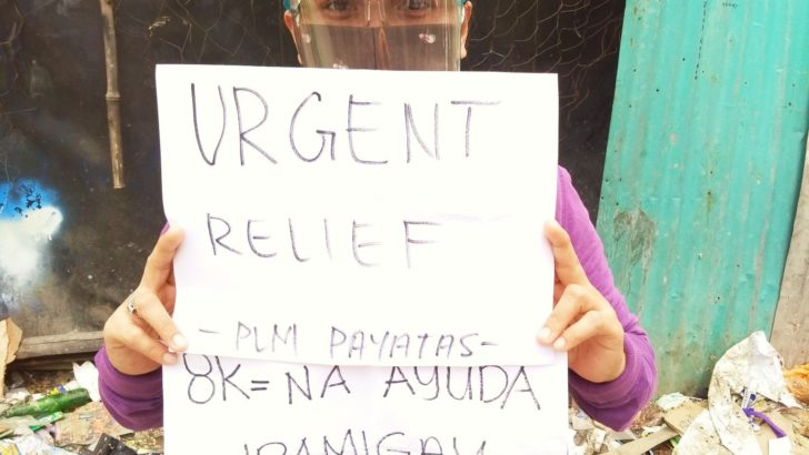 Groups decry 'shameless, stomach-churning' politicking while poor still get no aid
