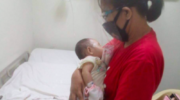 Political prisoner's baby hospitalized after showing COVID-19 symptoms