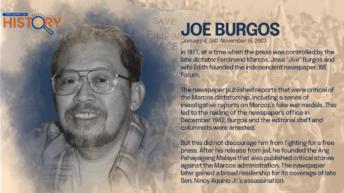 Honoring press freedom heroes