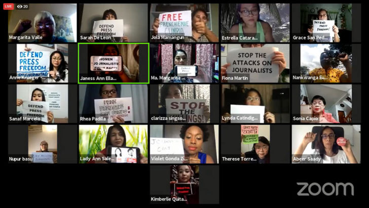Women community journalists bear brunt of intensifying media repression in PH
