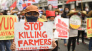 Triple whammy for Filipino farmers: pandemic, liberalization and human rights abuses