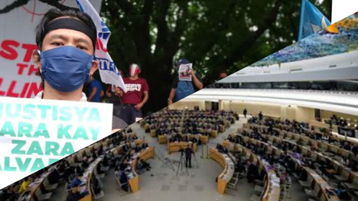 International group urges UN body to probe Philippine's human rights situation