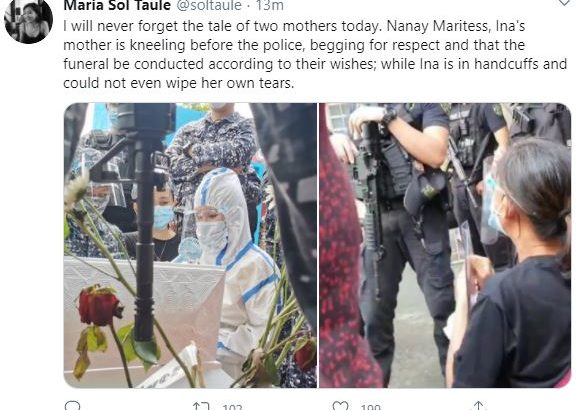 #JusticeForBabyRiver | Netizens mourn, rage against 'inhumane' treatment of grieving mother