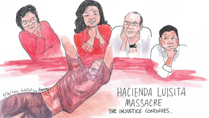 Luisita: the injustice continues