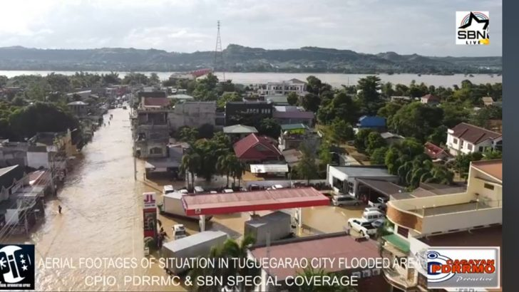 Worst flooding in decades: Cagayan cries for help
