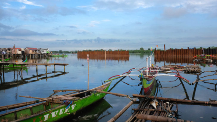 Fake tahong, reclamation, POGO: Invasive species to Bacoor fishermen