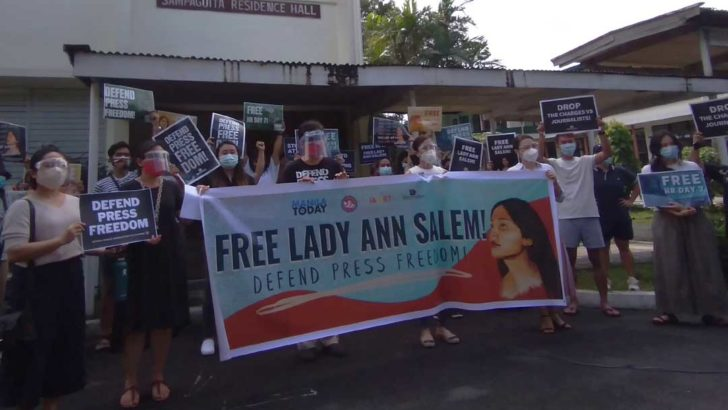 International groups worried about the arrest of woman journalist, urge PH government to stop red-tagging
