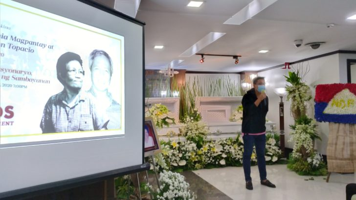 Eugenia Magpantay and Agaton Topacio: Heroes of the poor