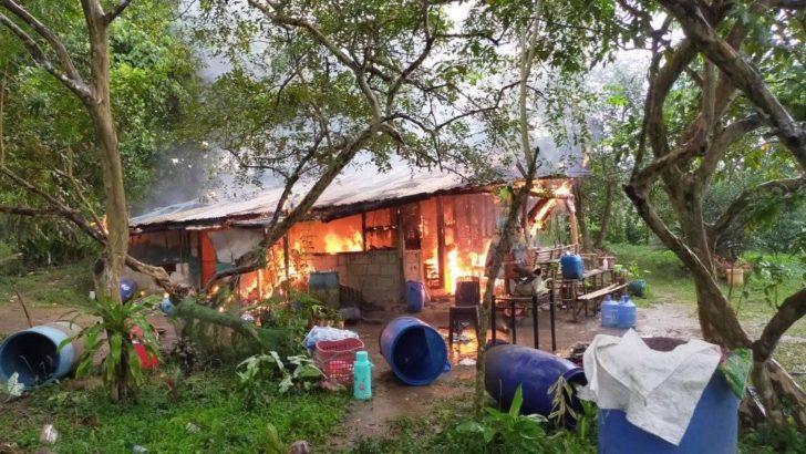 Guards beat up 6 farmers in Hacienda Yulo in Laguna