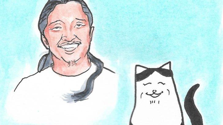 #Bulatlat20 | Our everywhere cat