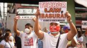 Anti-Terror Council's 'undue delegation of power' questioned