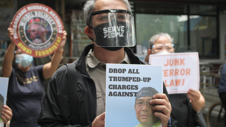 Groups urge CHR to probe trumped-up murder charges against human rights defenders