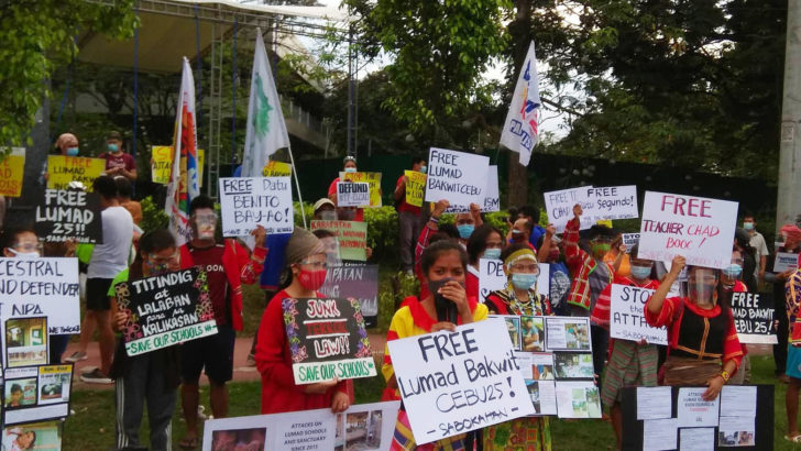 'Rescue' came as a surprise, says host of the Lumad bakwit school