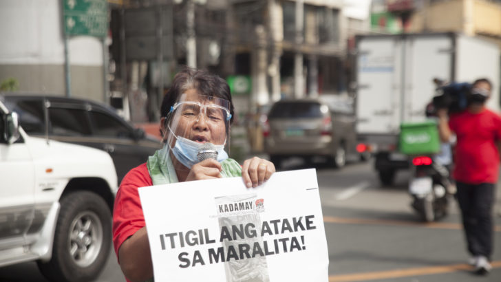 Urban poor group says no to another Duterte presidency