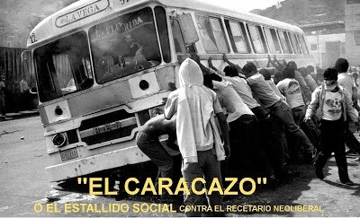 Maduro's bus and Venezuela's El Caracazo