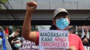 Wife of peasant leader in Central Luzon recalls threats before his arrest