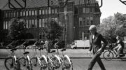 Biking and walking