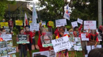 Prosecution junks charges against 7 Lumad teachers, students