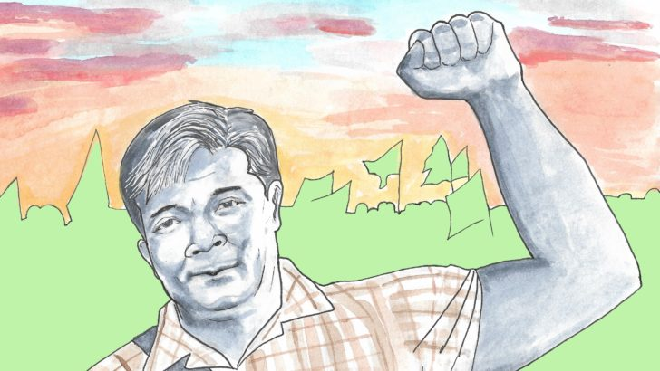 Manny Asuncion: A worker who embraced the bigger fight for social justice
