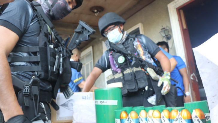 Police raid office of labor alliance in Laguna