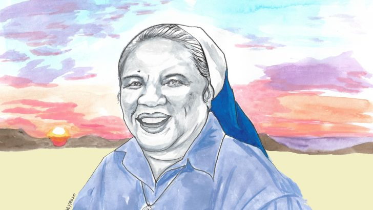 Sr. Francis Añover and the life she lived for the landless, oppressed