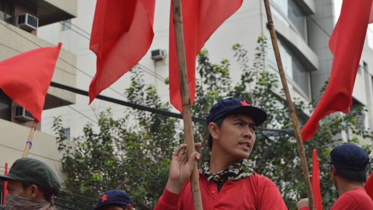 Dandy Miguel, a comrade to all workers to the very end