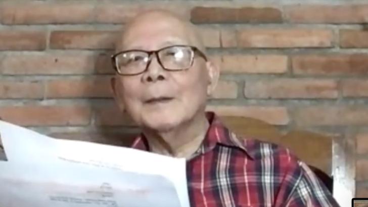 National Artist's birthday wish is for Duterte to 'go away'