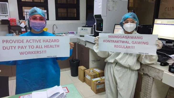 Agonies of health workers still unmet amid stricter lockdown