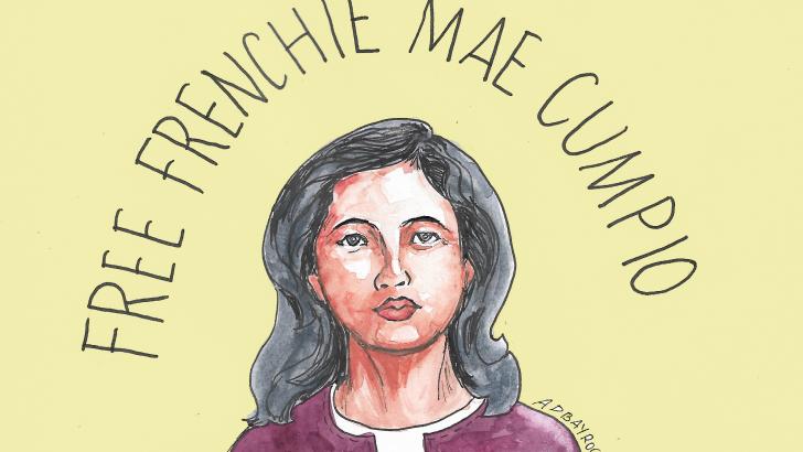 Free Frenchie Mae Cumpio!