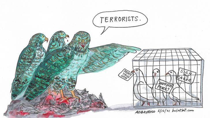 Terrorist-tagging