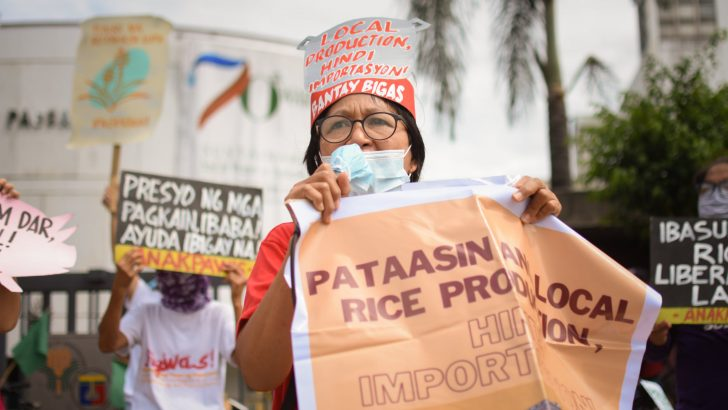Agri watch groups boycott gov't food security summit, call for junking of EO 135