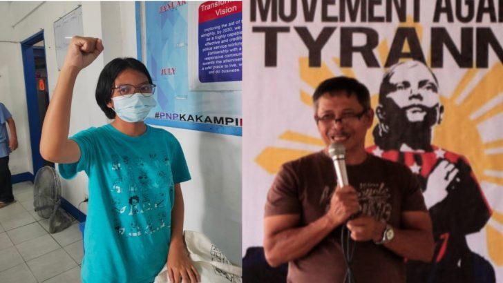 2 Bicol activists arrested