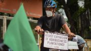 Progressive groups pedal for food self sufficiency and #JusticeForJosephCanlas