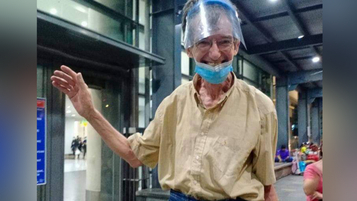 Dutch lay missionary leaves the Philippines