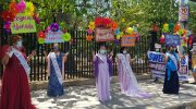 Public school teachers go creative in protesting low pay, lack of support