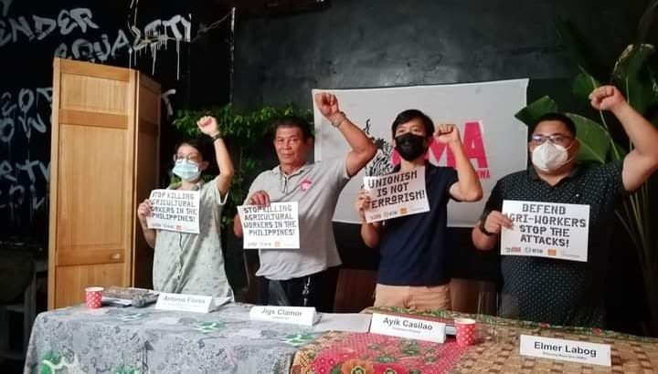 ILO help sought over gov't crimes against Filipino agricultural workers