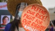 Peasant women's group decries AMLC's freezing of its bank accounts