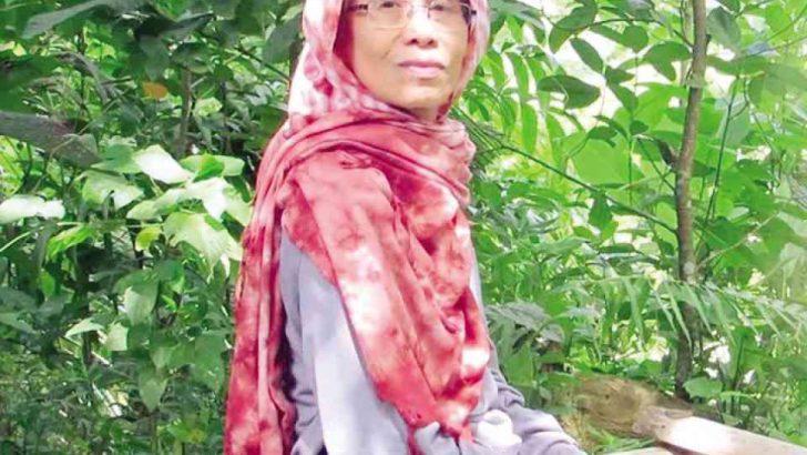 Concha Araneta Bocala of Panay,  a poem
