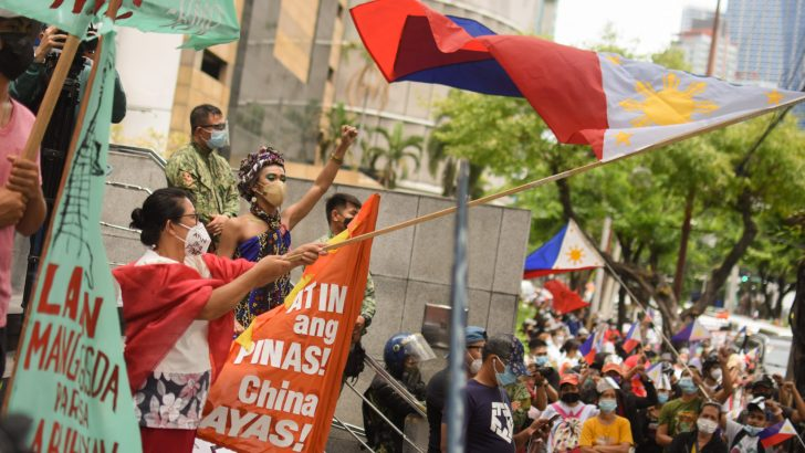 On Independence Day, Filipinos want to be free from Duterte's 'subservience to China'