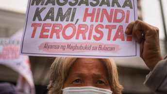 Olongapo court junks terror case vs 2 Aeta farmers