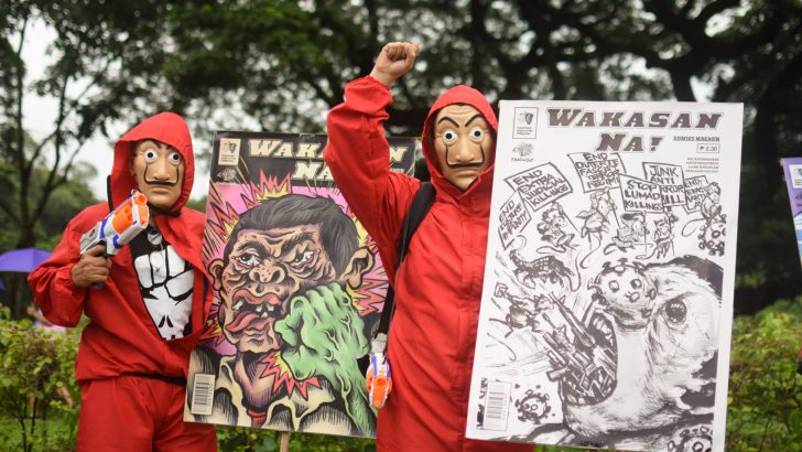 Rights groups condemn Duterte's yet another kill order