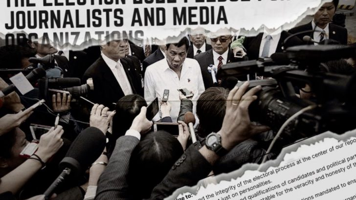 Filipino journalists, newsrooms unite to ensure integrity of 2022 election coverage