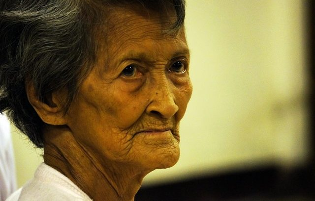 Nanay Mameng, mother of Philippine urban poor struggle, passes on