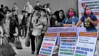 #UndoingDuterte   OFWs gained nothing under Duterte admin, says migrant rights group