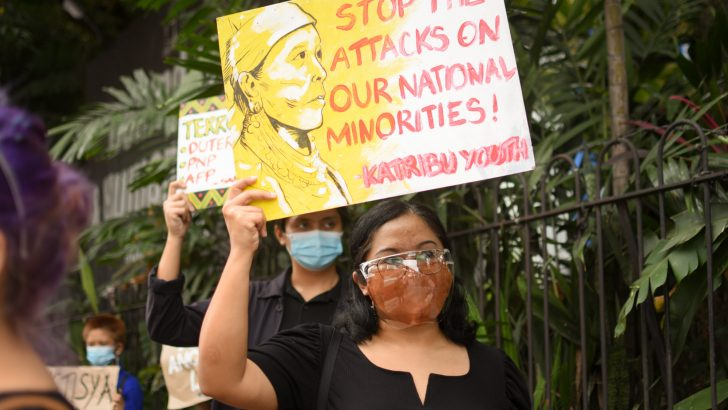 Activists arrested in Quezon City are humanitarian workers – group