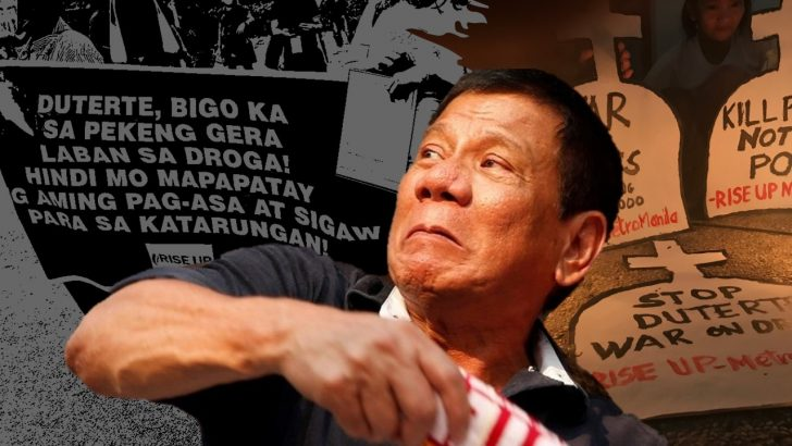 #UndoingDuterte| Five years of bloody drug war, kin of victims fight for justice