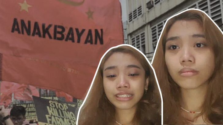 'I don't feel safe here' | For the 7th time, youth activist Alicia leaves home