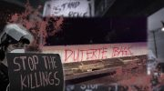 Torture survivor: Graffiti is a valid act of political expression